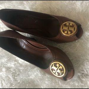 Tory Burch pump heels